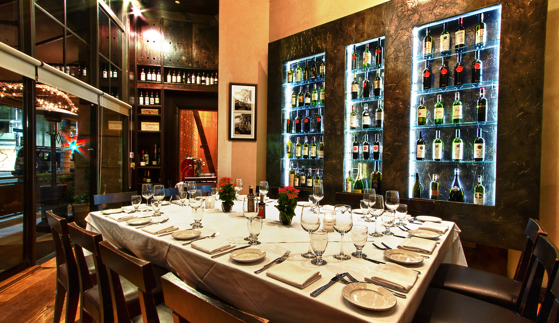 Via Alloro - Private Dining Room-1334075593